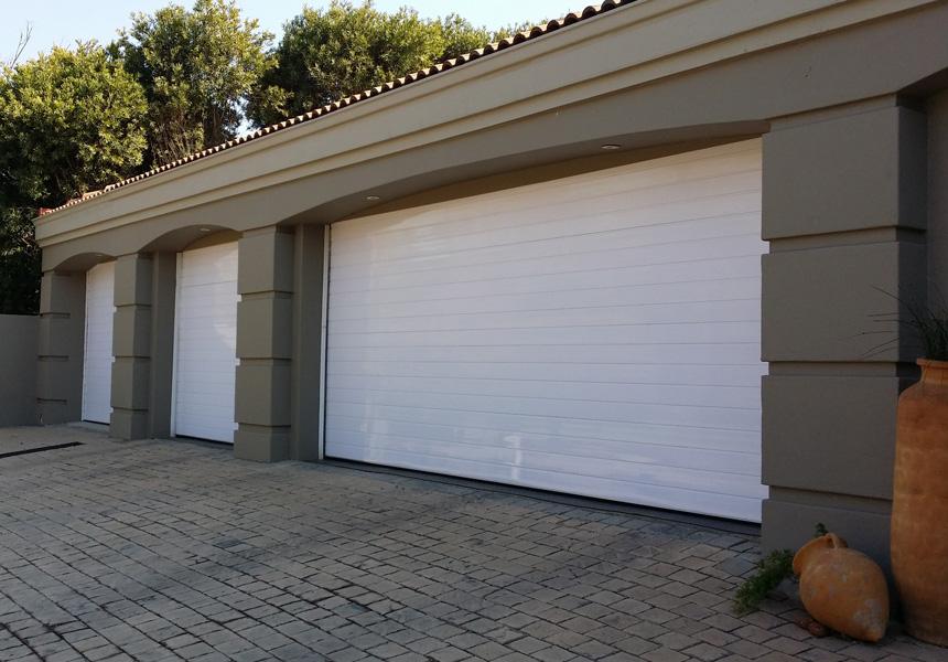 Wood Look Aluminium Garage Doors Rightfit Garage Doors